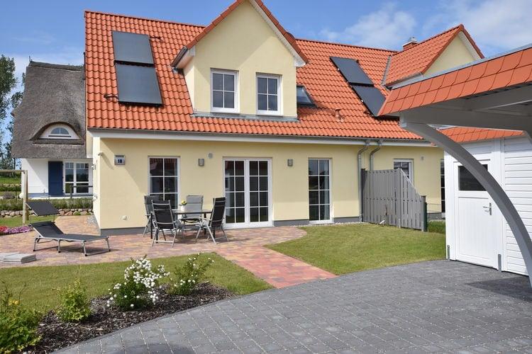 Duitsland | Ostsee | Vakantiehuis te huur in Rerik   met wifi 6 personen