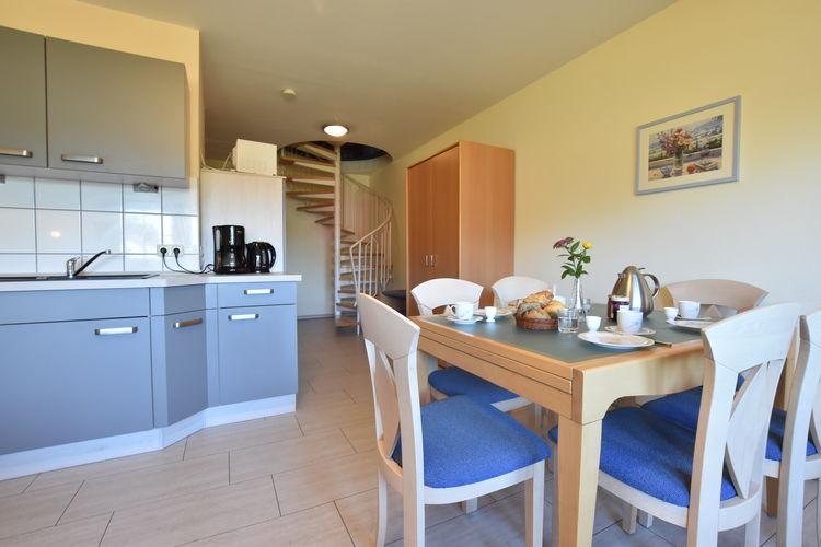 Appartement Duitsland, Ostsee, Börgerende Appartement DE-00008-52