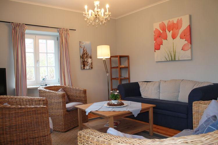 Duitsland | Ostsee | Appartement te huur in Hansestadt-Wismar   met wifi 6 personen