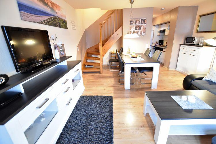 Appartement  met wifi  Boltenhagen  Gezellig ingericht appartement dicht bij het strand