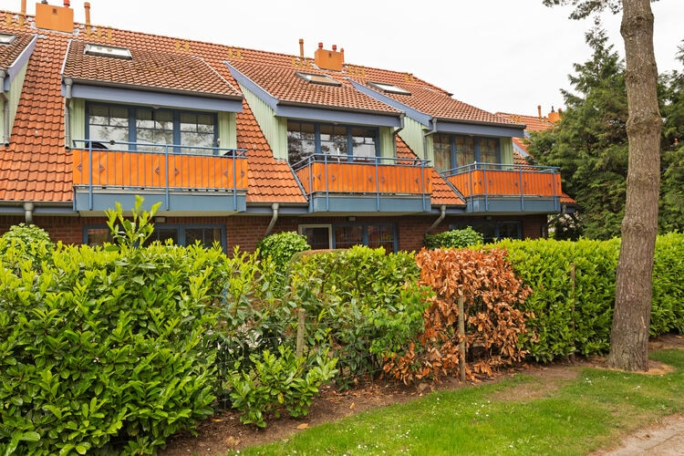 Vakantiehuizen Duitsland | Ostsee | Appartement te huur in Boltenhagen   met wifi 6 personen