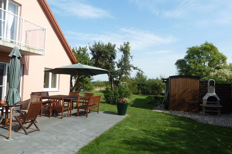 Duitsland | Ostsee | Vakantiehuis te huur in Malchow   met wifi 12 personen
