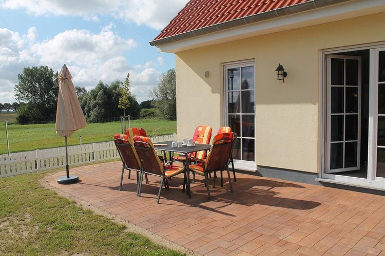 Vakantiehuis  met wifi  Rerik-OstseebadFerienhaus Piratenlager - Ostseebad Rerik