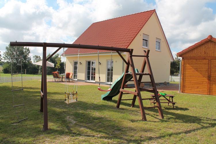 Vakantiewoning  met wifi  Rerik (Ostseebad)  Familievriendelijk en modern ingerichte vakantiewoning in Rerik