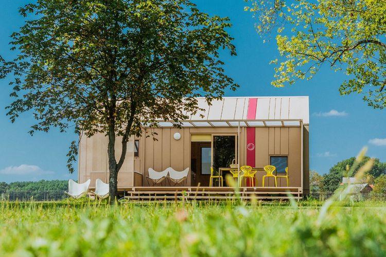 Sta caravan  met wifi  Primostek  Camp Big Berry Luxury of Freedom