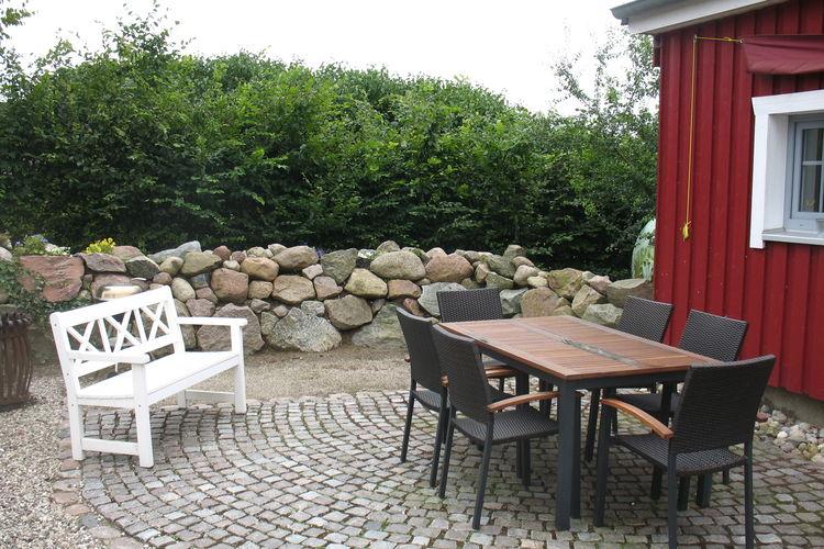 Bungalow  met wifi  NeuburgDas rote Ferienhaus