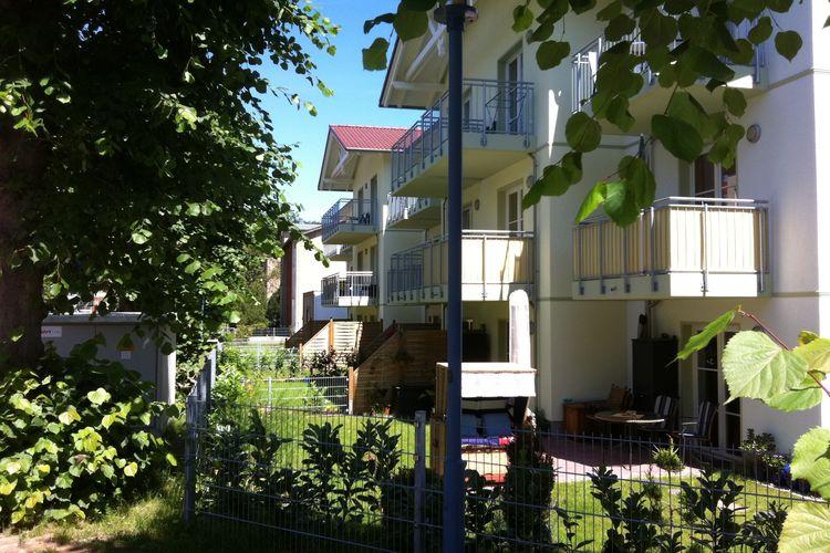 Appartement  met wifi  Graal-Muritz-OstseeheilbadWohlfühlen am Meer