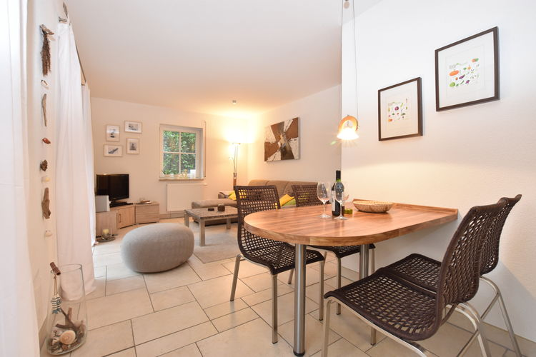 Appartement Duitsland, Ostsee, Graal-Müritz (Ostseeheilbad) Appartement DE-00008-98