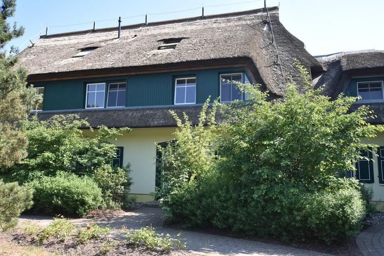 Duitsland | Ostsee | Appartement te huur in Wieck-auf-dem-Dar   met wifi 2 personen