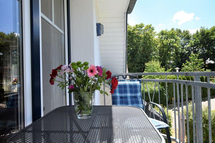 Appartement Duitsland, Ostsee, Graal-Müritz Appartement DE-00009-03
