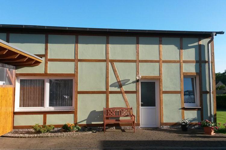 Vakantiehuis  met wifi  Kröpelin / OT Diedrichshagen  Ferienhaus mit Wiesenblick