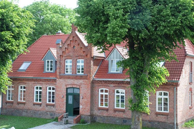 Appartement  met wifi  Lübberstorf  Appartement in moderne landhuisstijl op een voormalige boerenhoeve