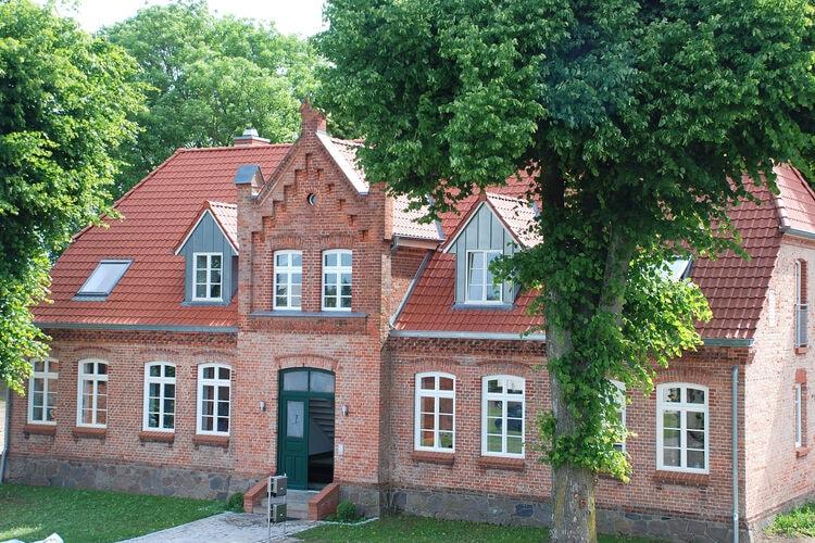 Duitsland | Ostsee | Appartement te huur in Lubberstorf   met wifi 6 personen
