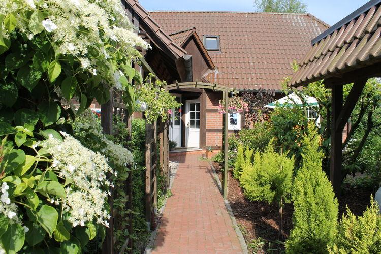 vakantiehuis Duitsland, Ostsee, Kritzmow vakantiehuis DE-00009-35