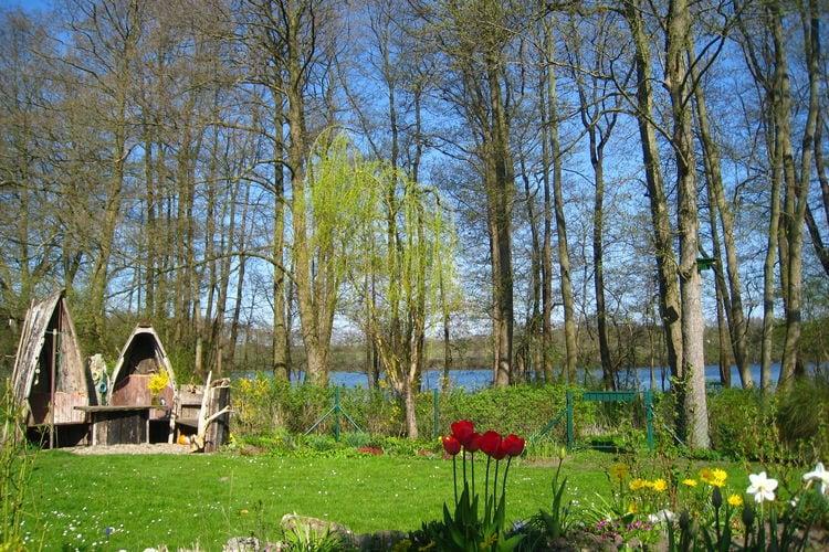 Bungalow  met wifi  OstseeAngler - Ferienhaus mit Ruderboot