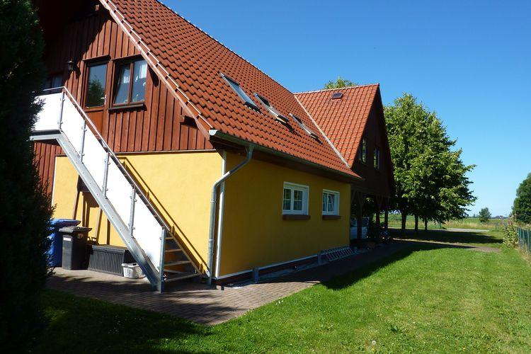 Duitsland | Ostsee | Appartement te huur in Daskow   met wifi 5 personen