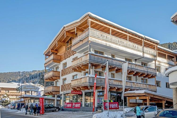 Vakantiehuizen Oostenrijk | Tirol | Appartement te huur in Gerlos   met wifi 6 personen