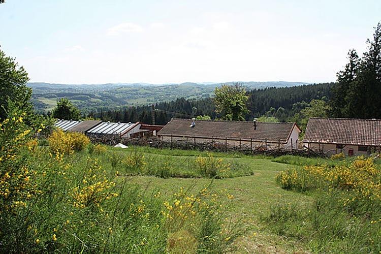 Vakantiewoning Frankrijk, Auvergne, Signablin / Chatel-Montagne vakantiewoning FR-00015-64