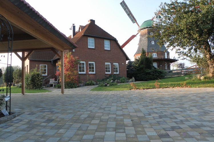 Vakantiehuizen Duitsland | Ostsee | Appartement te huur in Neubukow   met wifi 4 personen