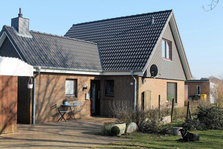 Vakantiehuis  met wifi  LangenhornFerienhaus Landlust an der Nordsee