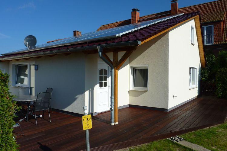 Vakantiehuizen Rostock-Diedrichshagen te huur Rostock-Diedrichshagen- DE-00010-07   met wifi te huur
