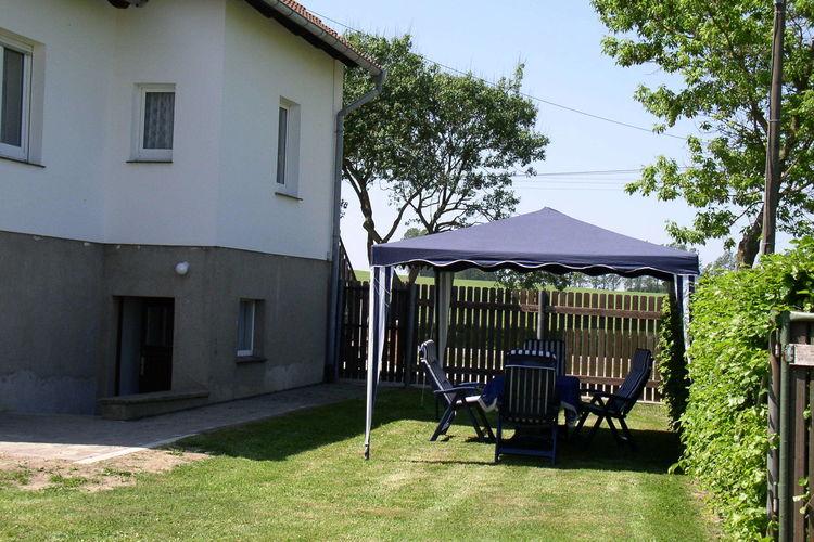 Duitsland | Ostsee | Appartement te huur in Jennewitz   met wifi 4 personen