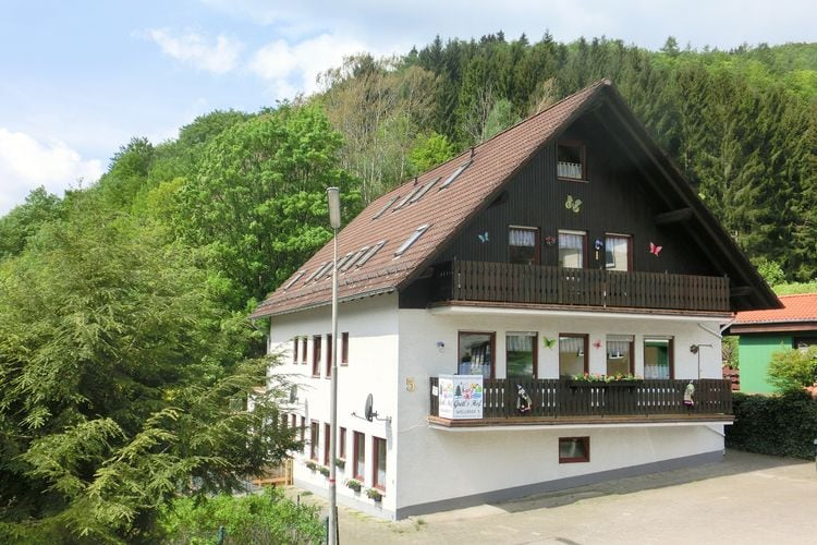 Appartement met zwembad met wifi  Herzberg-ot-SieberHerzberg im Harz