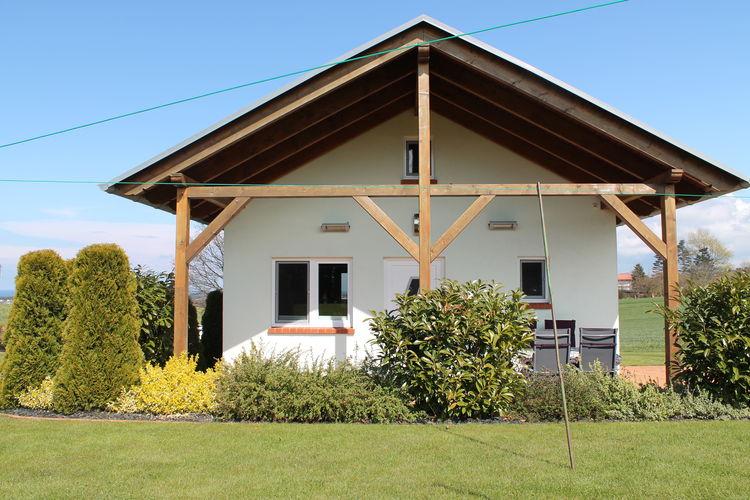 Vakantiehuis  met wifi  BastorfFerienhaus Fritz mit OstseeWeitblick