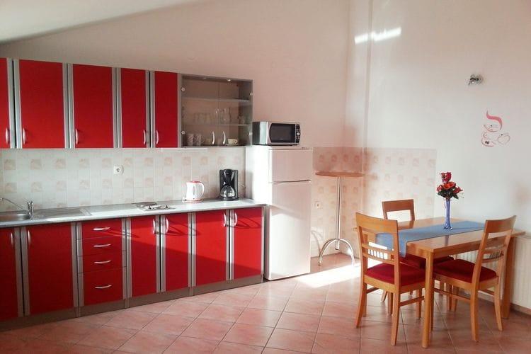 Appartement Kroatië, Kvarner, Senj Appartement HR-00006-70