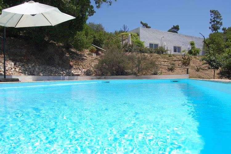 Portugal | Lisboa | Villa te huur in Alcobaca met zwembad  met wifi 5 personen