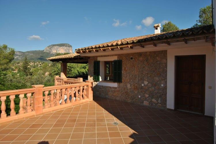 vakantiehuis Spanje, Mallorca, Alaró vakantiehuis ES-00026-38