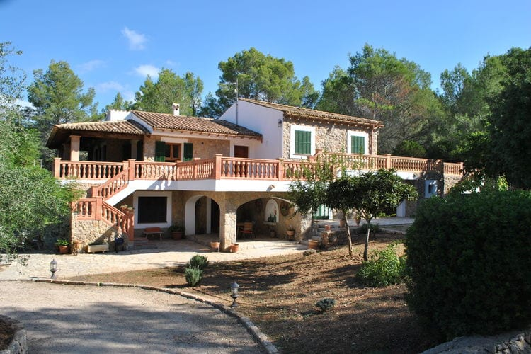Vakantiehuis met zwembad met wifi  Alaró  Finca Son Flora