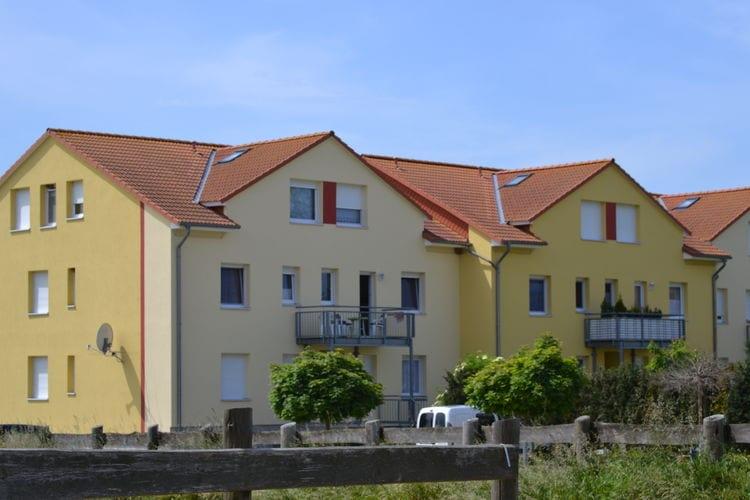 Duitsland | Ostsee | Appartement te huur in Borgerende   met wifi 3 personen