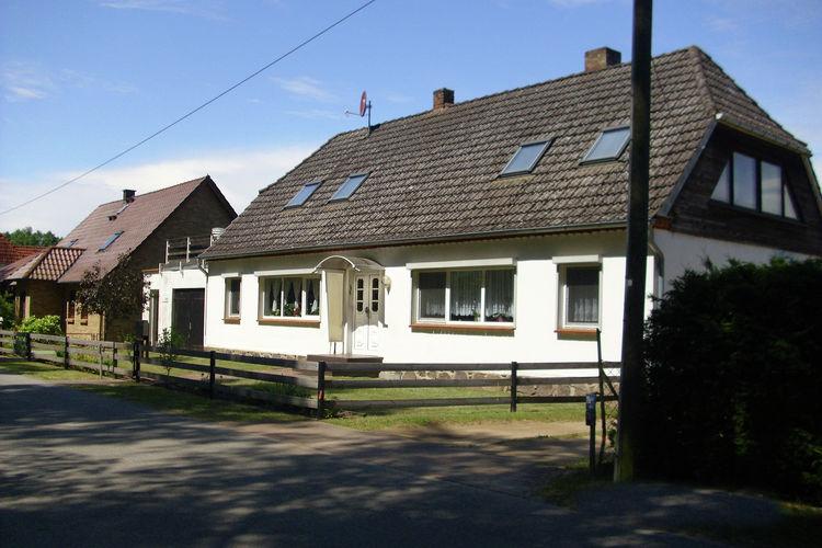 Vakantiehuizen Duitsland | Mecklenburg-Vorpommeren | Appartement te huur in Schlowe    6 personen