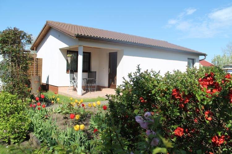 Duitsland | Ostsee | Bungalow te huur in Dranske   met wifi 4 personen