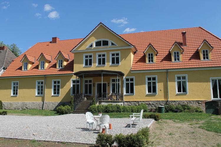 Appartement  met wifi  OstseeUrlaub im Gutshaus