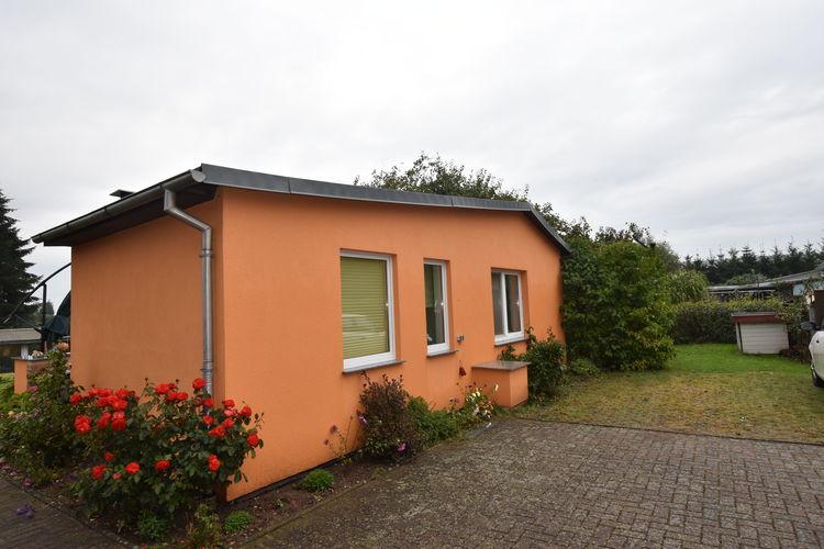 Duitsland | Ostsee | Bungalow te huur in Reddelich   met wifi 4 personen