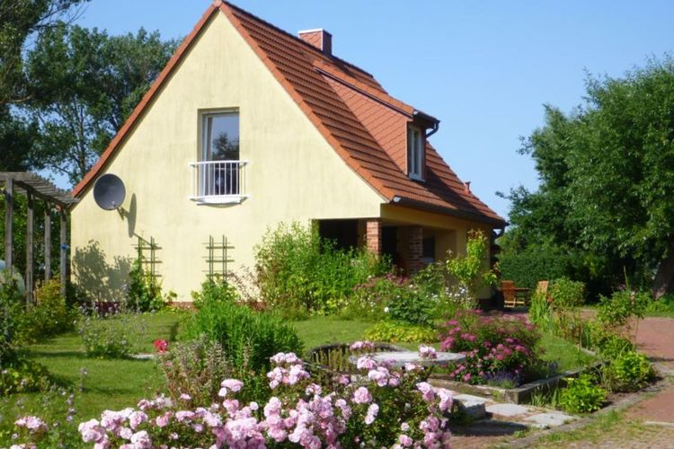 Vakantiehuis  met wifi  Niendorf  Viel Ruhe am Salzhaff