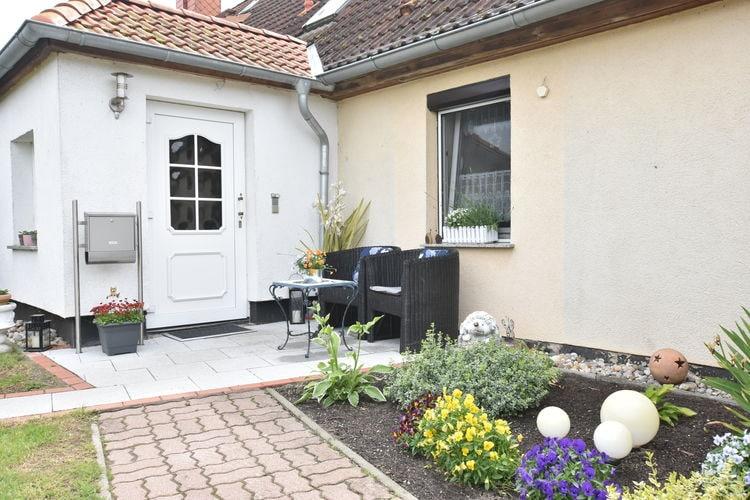 Vakantiehuizen Duitsland | Ostsee | Appartement te huur in Rakow   met wifi 4 personen