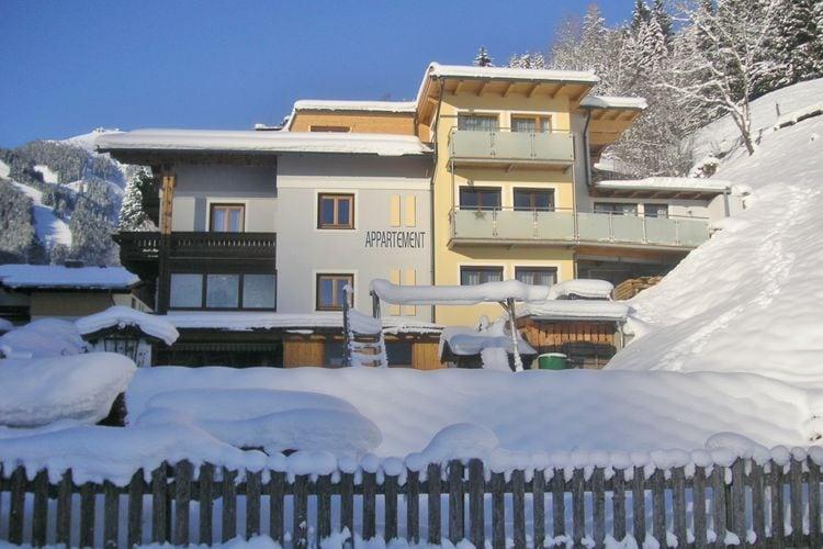 Vakantiehuizen Oostenrijk | Salzburg | Appartement te huur in Zell-am-See   met wifi 5 personen