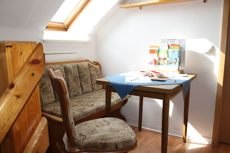 Appartement Duitsland, Mecklenburg-Vorpommeren, Walkendorf Appartement DE-00012-12