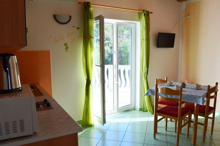 Appartement Kroatië, Kvarner, Senj Appartement HR-00006-77