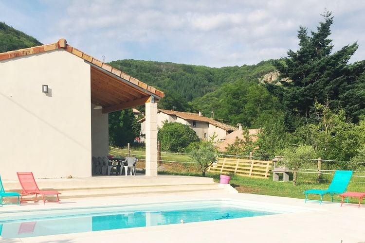 Villa Frankrijk, Ardeche, Thueyts Villa FR-07330-06
