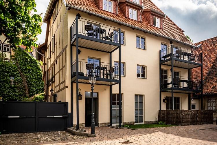 Duitsland | Berlijn | Appartement te huur in Quedlinburg   met wifi 6 personen