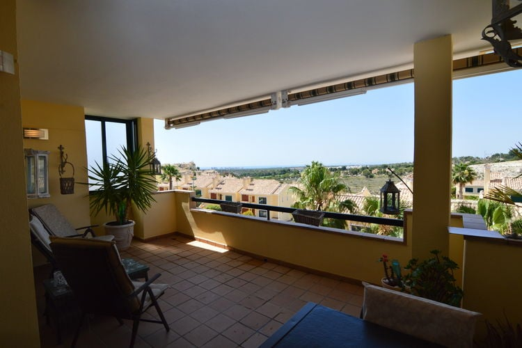 Appartement Spanje, Costa Blanca, Campoamor (Orihuela Costa) Appartement ES-03189-87