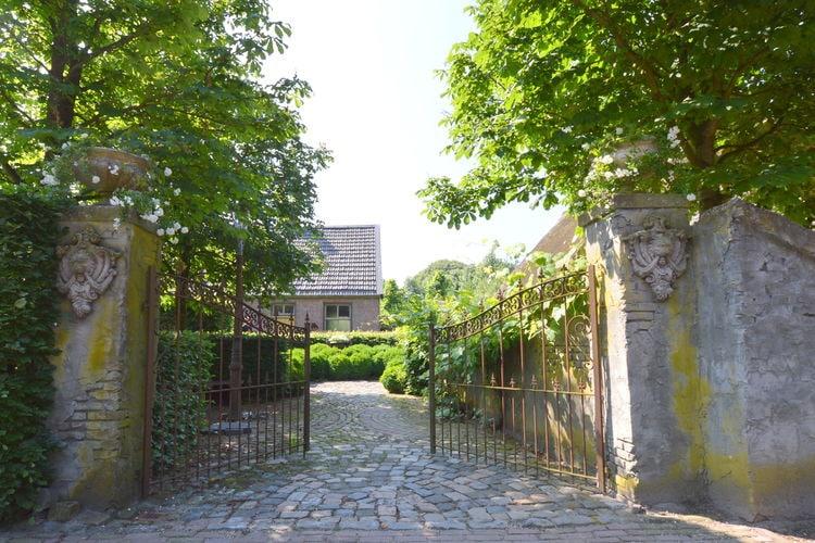 Vakantiewoning Nederland, Noord-Brabant, Alphen vakantiewoning NL-5131-03