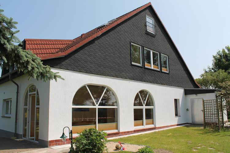Appartement  met wifi  Kuhlungsborn-OstseebadKühlungsborn Kleckerburg 1 mit Meerblick