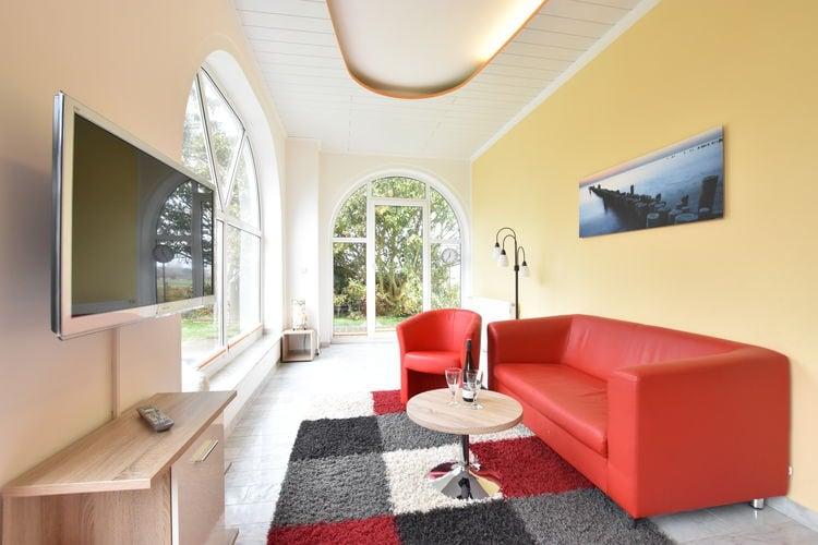 Appartement  met wifi  Kuhlungsborn-OstseebadKühlungsborn Kleckerburg 6 mit Terrasse und Meerblick
