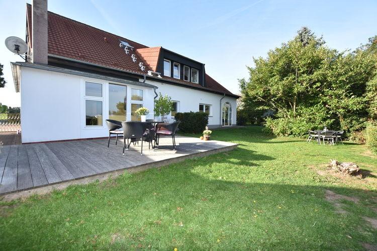 Appartement  met wifi  Kuhlungsborn-OstseebadKühlungsborn Kleckerburg 7 mit Kamin Garten und Meerblick