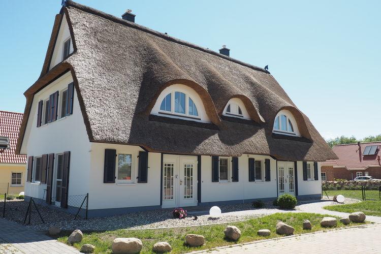 Vakantiehuis  met wifi  Rerik-OstseebadEin Küstentraum für Familien - 4 Schlafzimmer Kamin